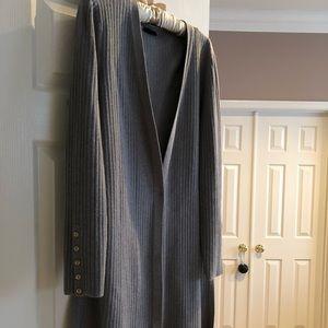 Talbots knee length cardigan